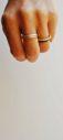 Bagel ring