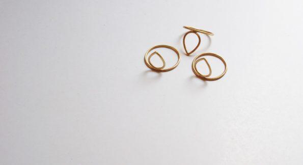 Hephaestus ring 14K