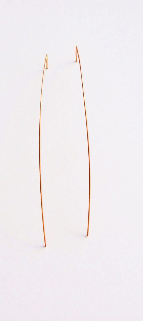 Long Rail earrings